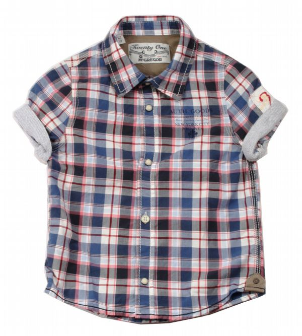 MC GREGOR blouse SHOLTO REGULAR
