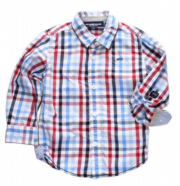 MC GREGOR blouse ls FERENCE