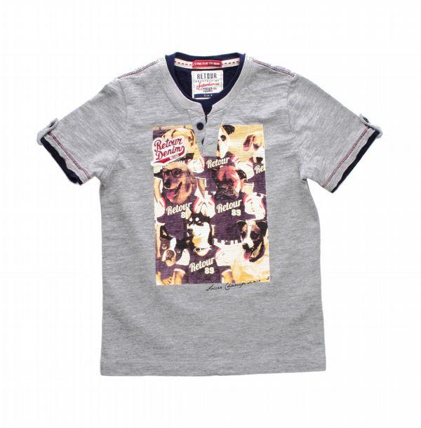 RETOUR t-shirt ENRIQUE